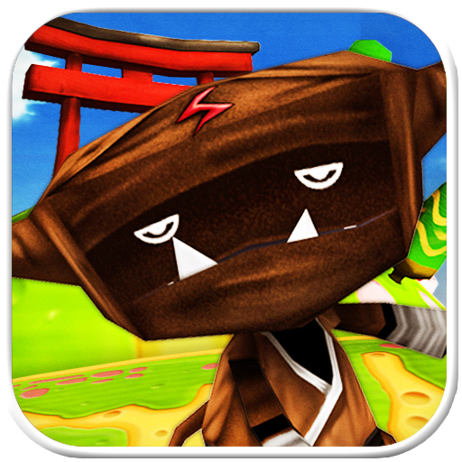 Puggy the Monster – Trial of Shadow app icon