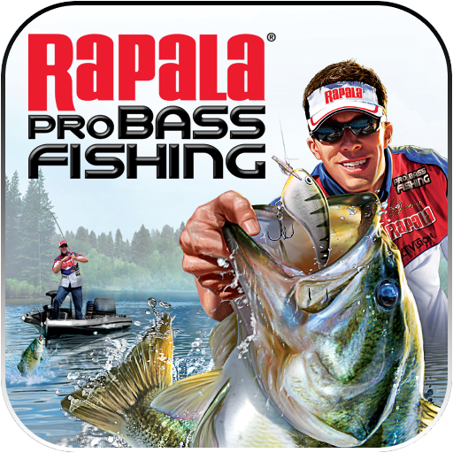 Rapala pro bass fishing apps for Bass fishing apps